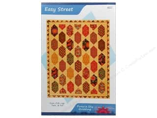 Prairie Sky Quilting Clearance Patterns: Prairie Sky Quilting Easy Street Pattern