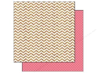 Echo Park Paper 12x12 Everyday Eclectic Chevron (25 piece)
