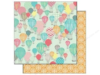 Echo Park Paper 12x12 Everyday Eclectic Hot Air Bl (25 piece)