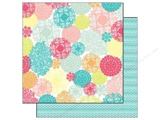 Echo Park Paper 12x12 Everyday Eclectic Doily Mult (25 piece)
