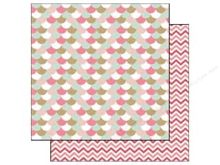 Eclectic: Echo Park 12 x 12 in. Paper Everyday Half Circle (25 piece)