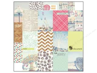 Color Wheel Company: Echo Park 12 x 12 in. Paper Everyday Eclectic Collection Journaling Cards (25 pieces)