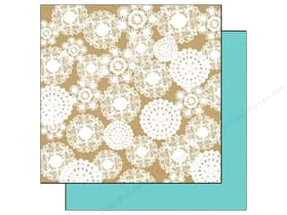 Echo Park Paper 12x12 Everyday Eclectic Krft Doily (25 piece)