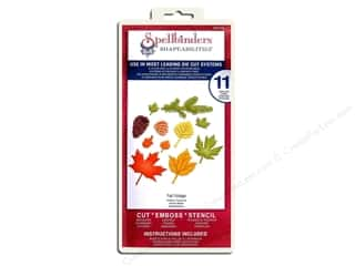 Spellbinders Shapeabilities Die Fall Foliage