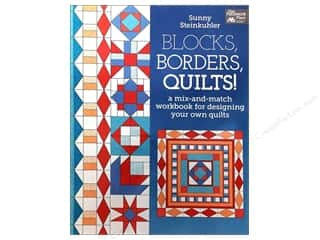 Blocks, Borders, Quilts Book