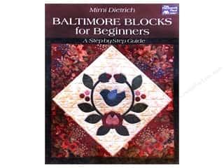 That Patchwork Place Baltimore Blocks For Beginners Book