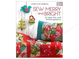 Ornaments Sewing & Quilting: That Patchwork Place Sew Merry and Bright Book