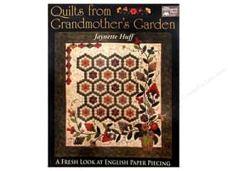 Floral & Garden New: That Patchwork Place Quilts From Grandmother's Garden Book