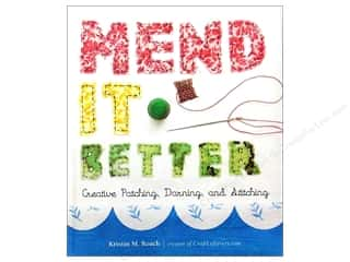 Darning: Mend It Better Book