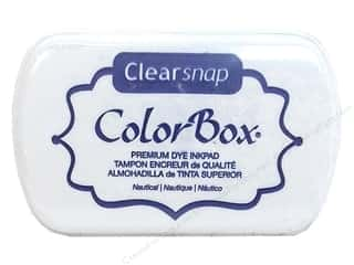 Clearance ColorBox Premium Dye Ink Pad: ColorBox Premium Dye Inkpad Nautical