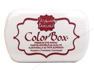 Clearance ColorBox Premium Dye Ink Pad: ColorBox Premium Dye Ink Pad by Raspberry