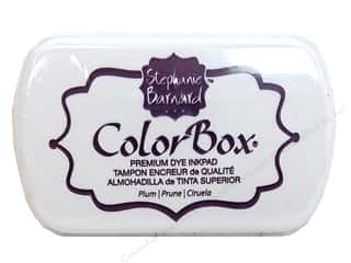 Clearance ColorBox Premium Dye Ink Pad: ColorBox Premium Dye Ink Pad by Plum