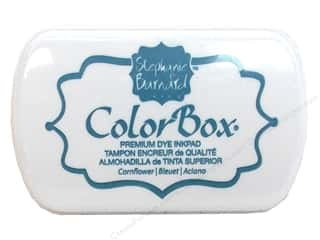 Clearance ColorBox Premium Dye Ink Pad: ColorBox Premium Dye Ink Pad by Cornflower