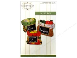 Clearance Blumenthal Favorite Findings $5 - $6: Legacy Pantry Bags Pattern