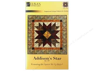 Elisa's Backporch Design Clearance Patterns: Elisa's Backporch Addison's Star Pattern