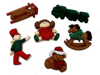 Jesse James Embellishments Christmas Toys