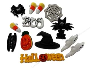Jesse James Embellishments Spooktacular