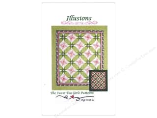 Gingham Girls Quilting Patterns: Sweet Tea Girls Illusions Pattern