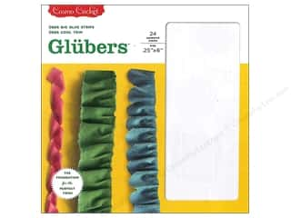 Best of 2012 Cosmo Cricket Glubers: Cosmo Cricket Glubers Strips 24pc