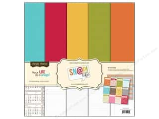 Simple Stories Kit Snap Life Basics 12x12