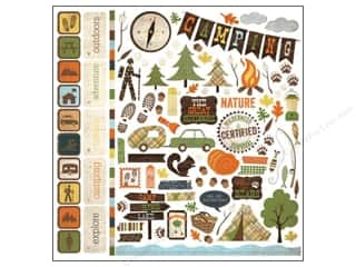 Simple Stories Sticker Take A Hike Fundamentals