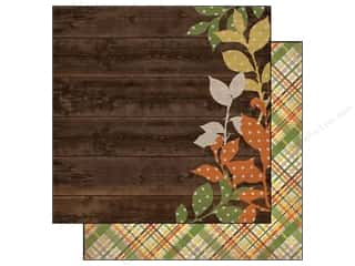 Simple Stories Paper 12 x 12 in.  Back To Nature (25 piece)