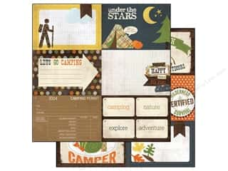 Simple Stories  12 x 12 in. Journaling Card Elements #1 (25 piece)