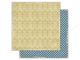 Echo Park Paper Company Wedding: Echo Park 12 x 12 in. Paper For The Record 2 Documented Collection Dots (25 pieces)