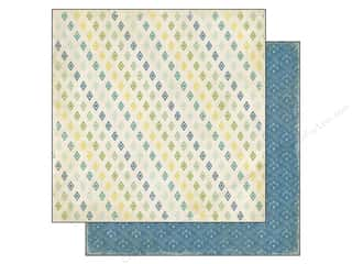 Echo Park Paper Company: Echo Park 12 x 12 in. Paper For The Record 2 Documented Collection Diamonds (25 sheets)