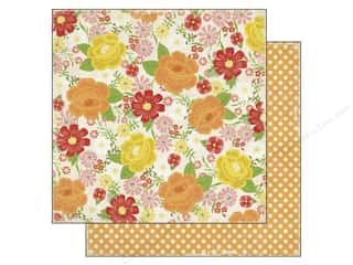 Echo Park Paper 12x12 For The Record 2 Bouquet (25 piece)