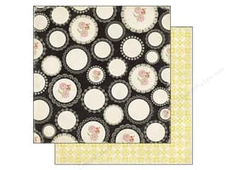 June Tailor Clearance Crafts: Echo Park 12 x 12 in. Paper For The Record 2 Tailored Collection Scattered Doily (25 pieces)
