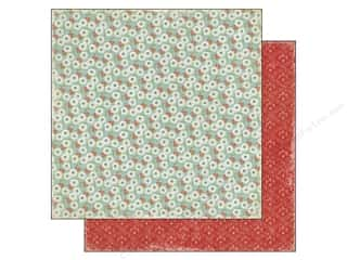 June Tailor Clearance Crafts: Echo Park 12 x 12 in. Paper For The Record 2 Tailored Collection Lazy Daisy (25 pieces)