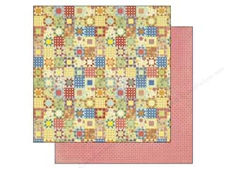 Echo Park 12 x 12 in. Paper Grandma's Kitchen Quilt (15 piece)