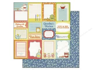 Echo Park Paper 12x12 Grandma&#39;s Kitchen Journal (15 piece)