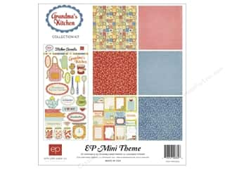 "Echo Park Collection Kit 12""x 12"" Grandma's Kitchen"