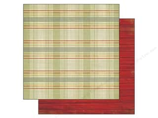 Echo Park Paper 12x12 Grandpa&#39;s Tool Shed Plaid (15 piece)