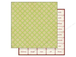 Echo Park 12 x 12 in. Paper Christmas Wrapping Paper (25 piece)
