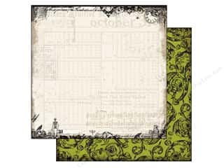 Echo Park Paper 12x12 Chillingsworth Manor Cobwebs (25 piece)