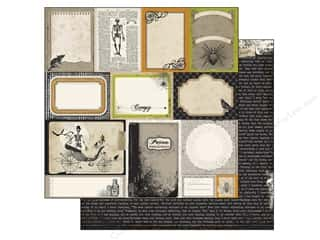 Echo Park Paper 12x12 Chillingsworth Manor Journal (25 piece)