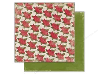 Echo Park Paper 12x12 Christmas Poinsettia (25 piece)