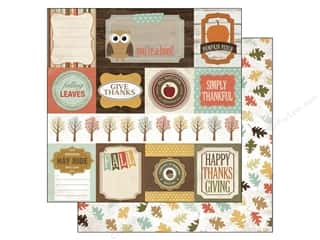 Echo Park Paper 12x12 Fall Fever Journaling (15 piece)