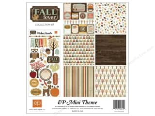 "Echo Park Collection Kit 12""x 12"" Fall Fever"