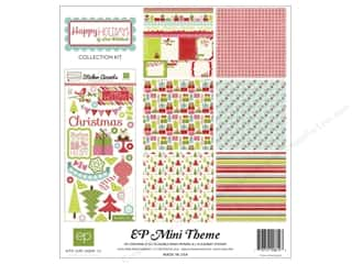 "Echo Park Collection Kit 12""x 12"" Happy Holidays"