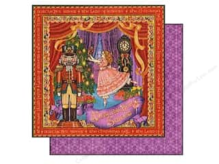 Graphic 45 Paper 12x12 Nutcracker Sweet (25 piece)
