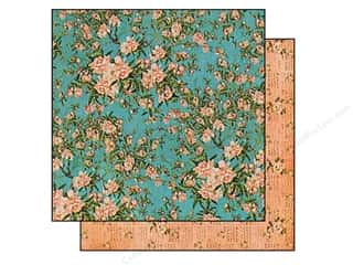 Graphic 45 Paper 12x12 Bird Song Cherry Blossom (25 piece)