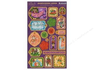 Graphic 45 Die Cut Chipboard Nutcracker Sweet 1
