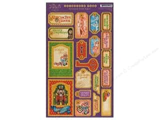 Graphic 45 Die Cut Chipboard Nutcracker Sweet 2