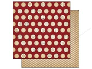 Simple Stories Paper 12 x 12 in. Holiday Tis The Season (25 piece)