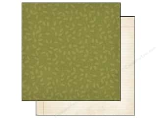 Simple Stories Paper 12 x 12 in. Green Holly/Notebook (25 piece)