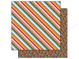 Simple Stories Paper 12x12 Snap Life Stripe (25 piece)